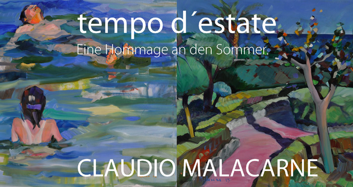 Ausstellung tempo d'estate