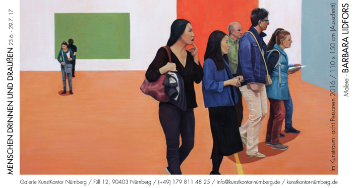 Ausstellung-BarbaraLidfors-SusanneCarl