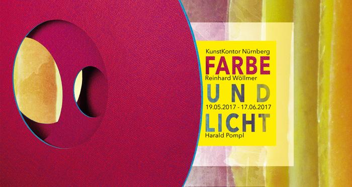 Ausstellung-Farbe und Licht