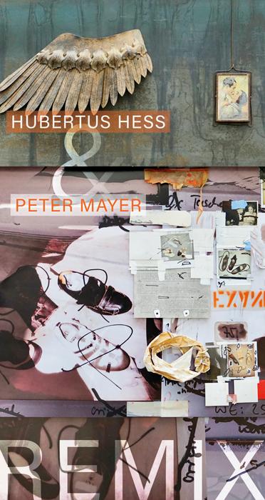 Ausstellung Remix Plakat