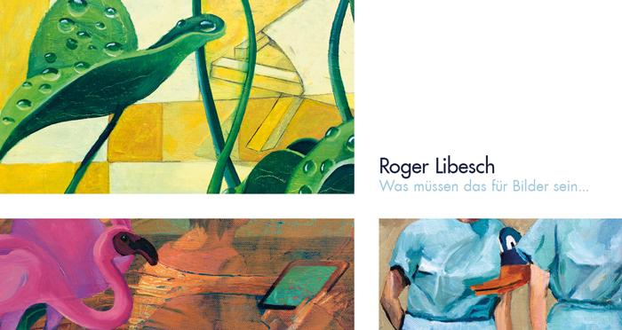 Flyer Roger Libesch