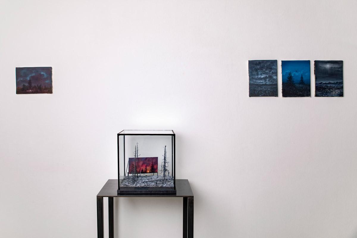 Ausstellung Sehnsuchtsorte