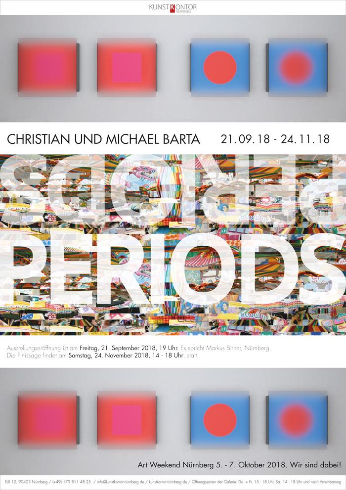Poster Christian und Michael Barta